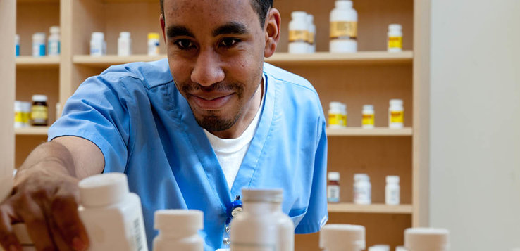 Pharmacy technicians are one of the most in-demand long-term care pharmacy jobs.