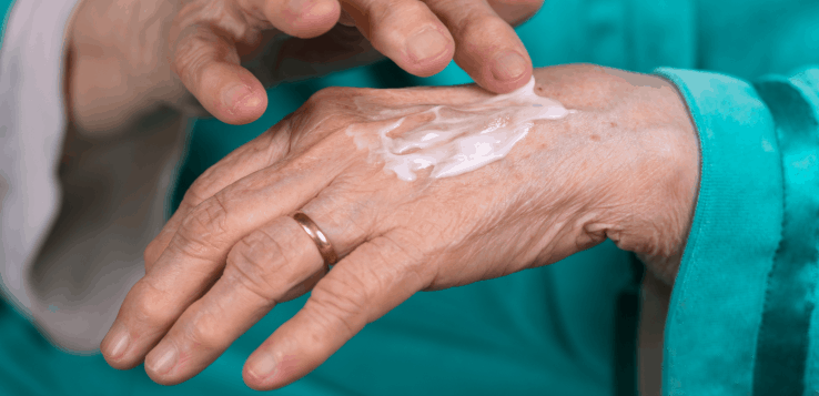 The winter weather brings a new set of challenges for skin care and diabetes.