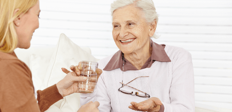 Grane Rx's Meds to Home™ program benefits long-term care providers in five key ways.